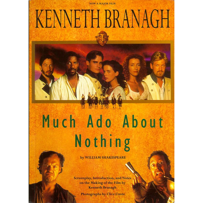 an analysis of the branagh version of much ado about nothing Much ado about nothing study guide contains a biography of william shakespeare, literature essays, a complete e-text, quiz questions, major themes, characters, and a.