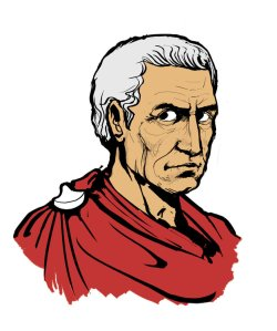 Julius Caesar by Benchowfat