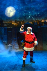West Yorkshire Playhouse production of Raymond Briggs' FATHER CHRISTMAS
