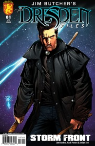 the dresden files comic 01