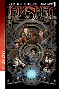 the dresden files comic 02