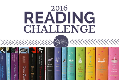 modern mrs darcy reading challenge